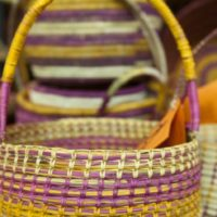 Aboriginal-weaving-baskets-injalak-arts-centre-200x200 Yingana (the Creation Mother) - Arnhem Land Injalak Hill tour –  departs Darwin