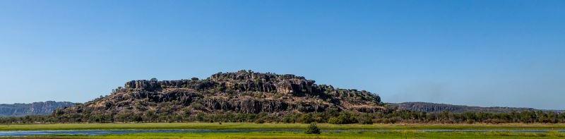 Arnhem-Land-landscape-panoramic Mikinj Valley (Red Lily) Arnhem Land Sightseeing Tour – departs Jabiru