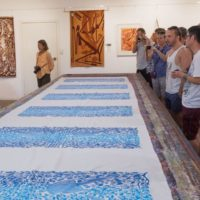 Lachie-in-the-screen-printing-room-200x200 Mystical Arnhem Land Day Tour - Sightseeing | Departs Jabiru