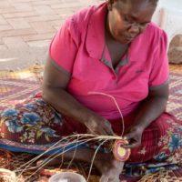aboriginal-woman-weaving-200x200 Mikinj Valley (Red Lily) Arnhem Land sightseeing tour – departs Jabiru